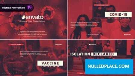 Videohive Coronavirus Covid-19 Slideshow 26540688 Free