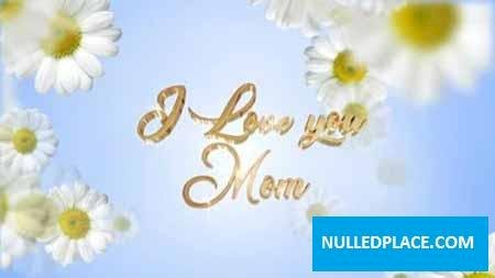 Videohive Mother's Day Greeting 02 26556391 Free