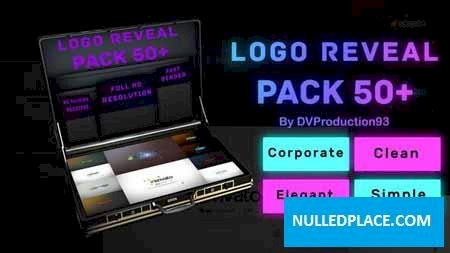 Videohive Logo Reveal Pack 26444011 Free