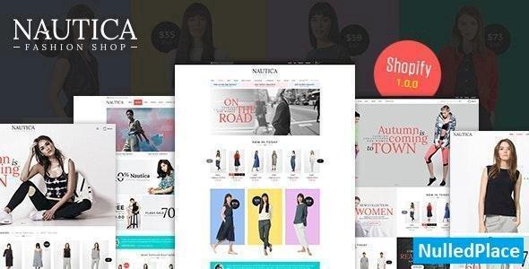 Nautica v1.0.0 – Multi Store Responsive Shopify Theme