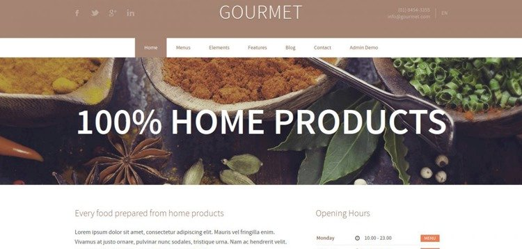 Ait Gourmet Nulled v.2.0.3.1 Free Download