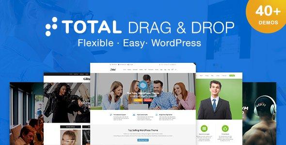 Total – Responsive Multi-Purpose WordPress Theme v5.0.2