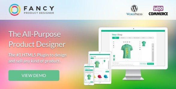 Fancy Product Designer   WooCommerce WordPress v4.6.6