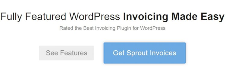 Sprout Invoices Pro – Accept Estimates, Create Invoices and Receive Invoice Payments v19.9.6.1